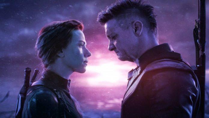 Avengers - Endgame, Vedova Nera