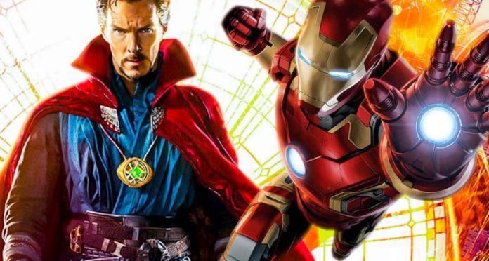 Infinity War, Doctor Strange, Iron Man