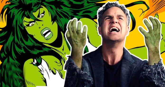 She-Hulk, Mark Ruffalo
