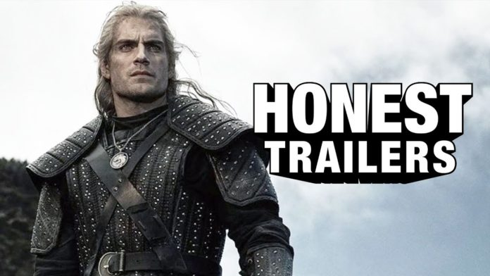 The Witcher Honest Trailer