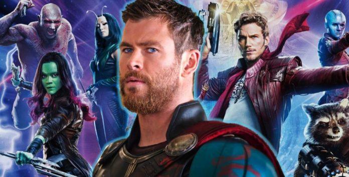 Thor, Guardiani della Galassia