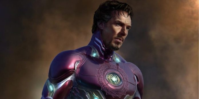 Doctor Strange armatura Iron Man