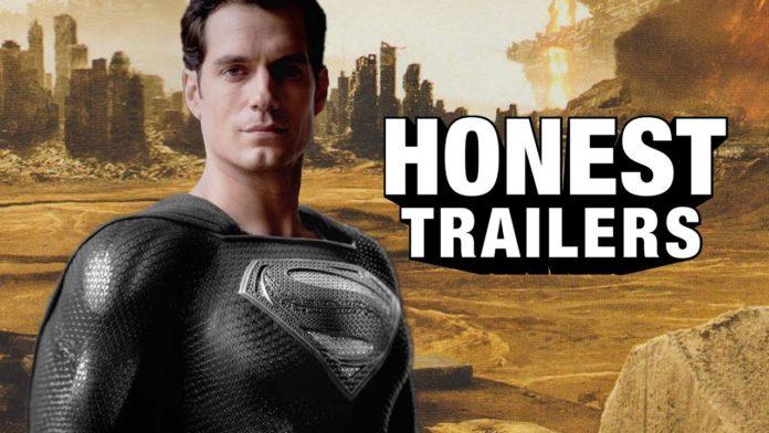 Justice League Snyder Cut Honest Trailer
