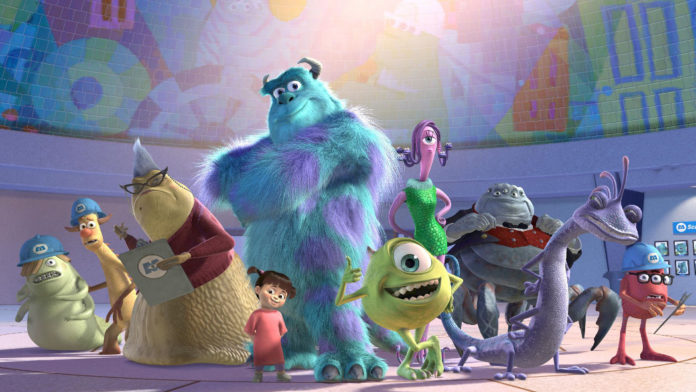 Rob Gibbs, Monsters & Co.