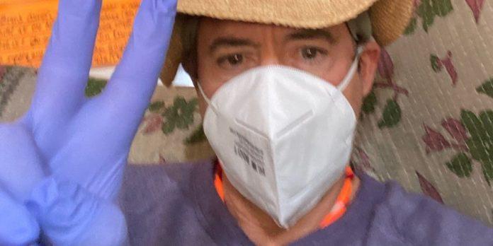 Robert Downey Jr. quarantena