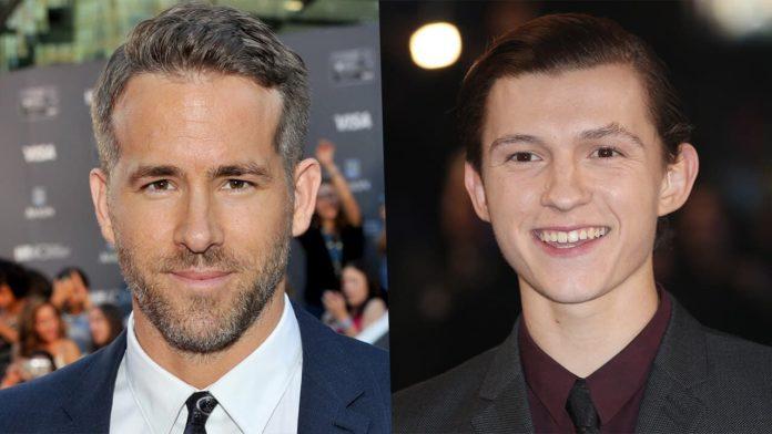 Ryan Reynolds, Tom Holland