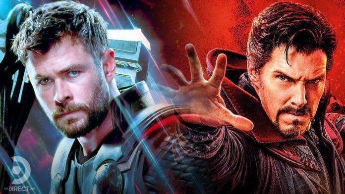 Thor, Doctor Strange, Marvel