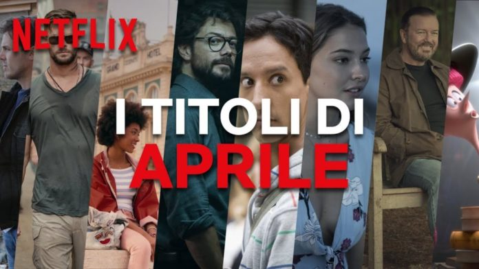 Uscite Netflix Aprile 2020
