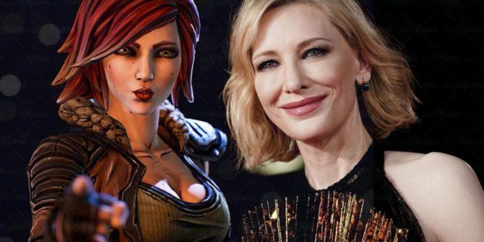 Borderlands, Cate Blanchett, Lilith