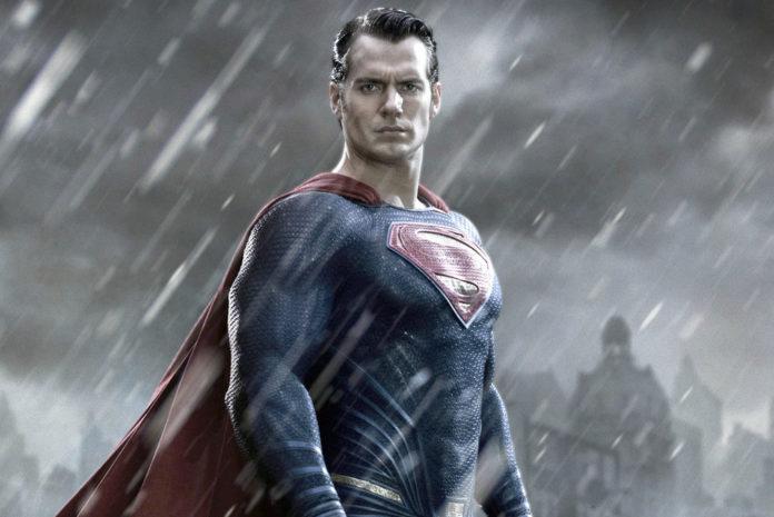 Henry Cavill, Superman