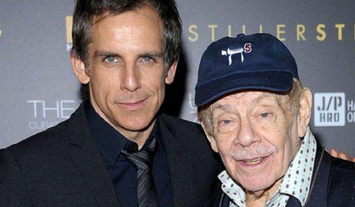 Jerry Stiller, Ben Stiller