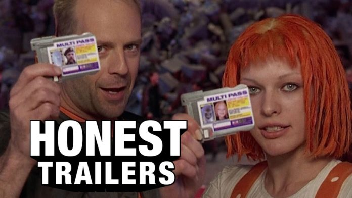Il Quinto Elemento Honest Trailer