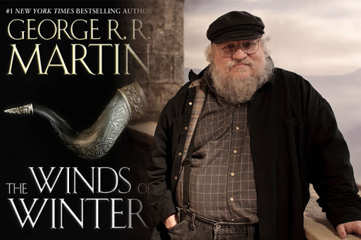 The Winds of Winter, George R. R. Martin
