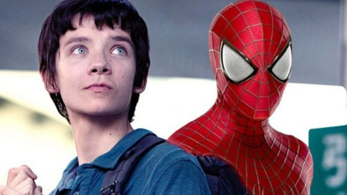 Asa Butterfield, Spider-Man