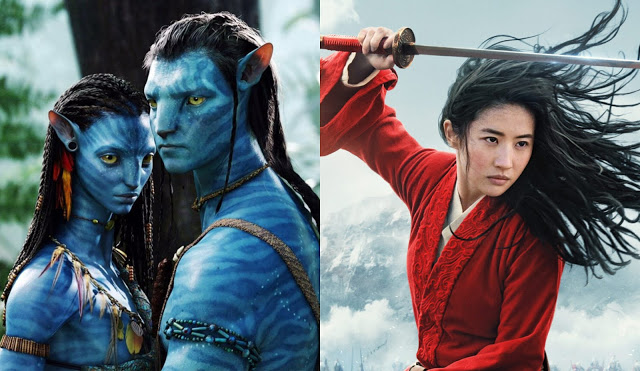 Avatar e Mulan