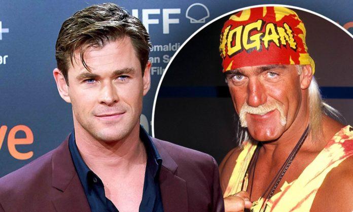 Chris Hemsworth, Hulk Hogan