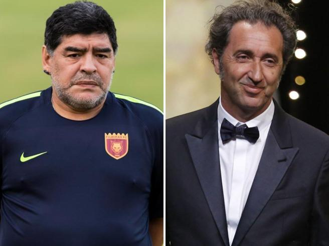 Maradona e Sorrentino