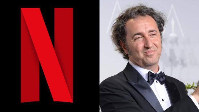 Paolo Sorrentino, Netflix