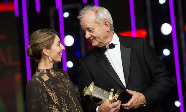 Bill Murray e Sofia Coppola