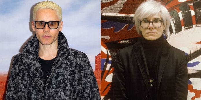 Jared Leto, Andy Warhol