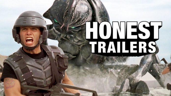 Starship Troopers Honest Trailer