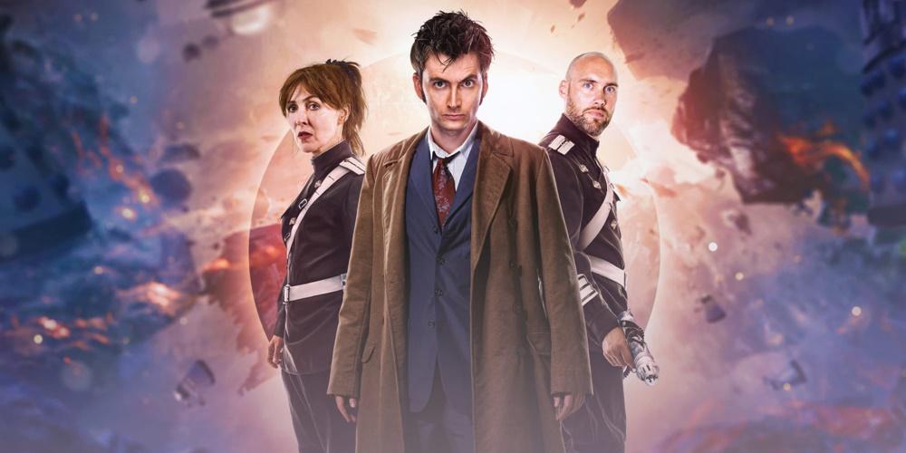 Doctor Who-le giungle del Nirvana meccanico di mechanus Dalek Set-L/' inseguimento