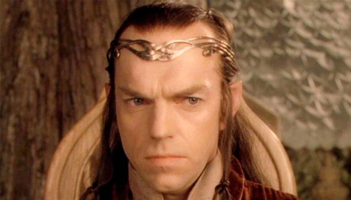 Hugo Weaving, Re Elrond