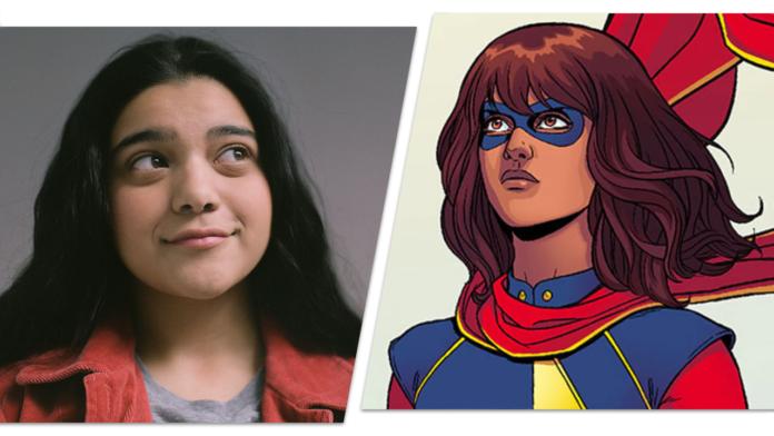 Iman Vellani, Ms. Marvel