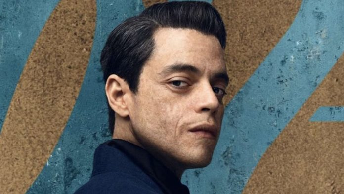 Rami Malek, No Time To Die