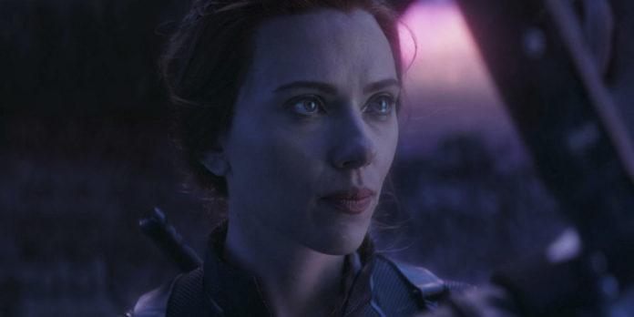 Scarlett Johansson, Vedova Nera