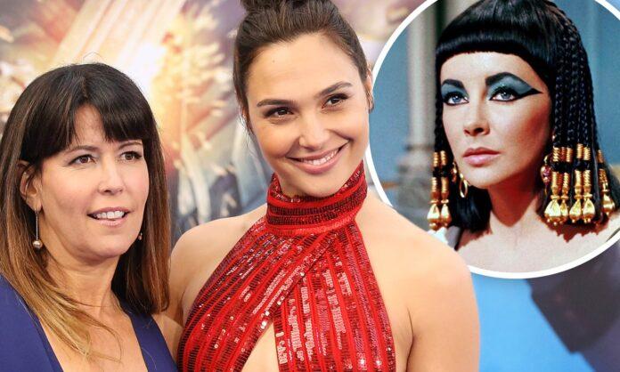 Cleopatra, Gal Gadot, Patty Jenkins