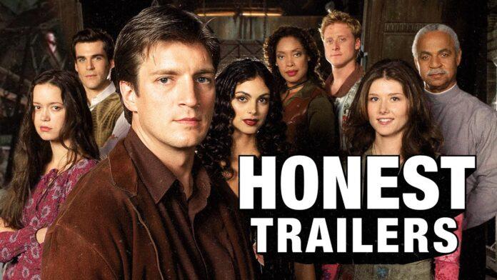 Firefly Honest Trailer