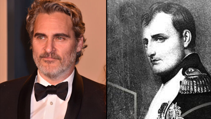 Joaquin Phoenix, Napoleone