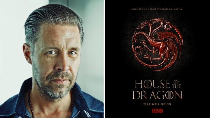 Paddy Considine, House of the Dragon