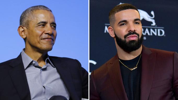 Barack Obama, Drake