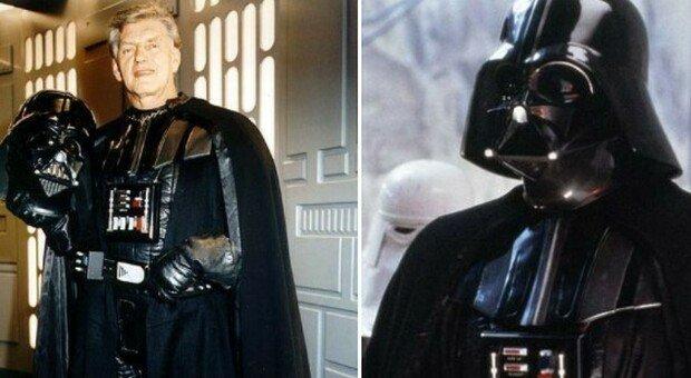 David Prowse, Darth Vader, Star Wars