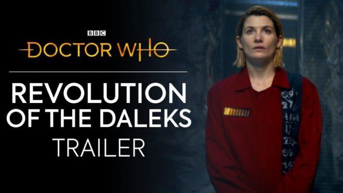 Doctor Who - Revolution of the Daleks