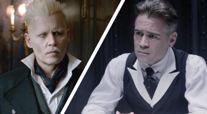 Johnny Depp, Colin Farrell