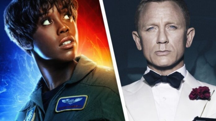Lashana Lynch, 007, James Bond