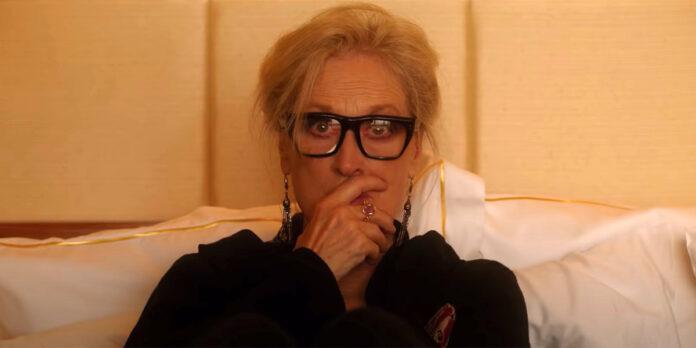Let Them All Talk, Meryl Streep