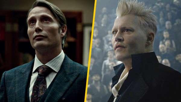 Mads Mikkelsen, Grindelwald, Johnny Depp, Animali Fantastici 3