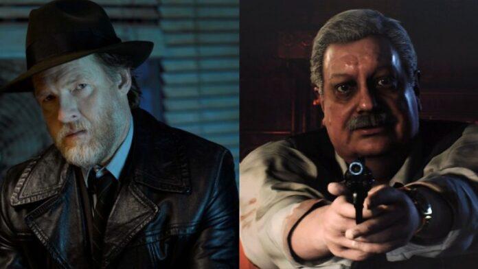 Resident Evil, Donal Logue, Brian Irons
