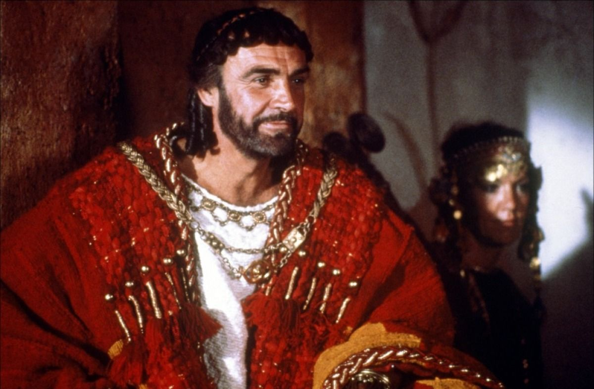 Sean Connery, I Banditi del Tempo