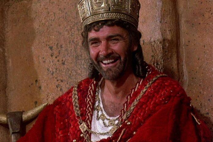 Sean Connery, Re Agamennone, I Banditi del Tempo