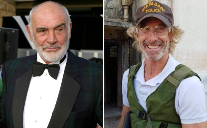 Sean Connery e Michael Bay