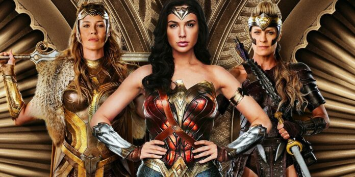 Spin-off Wonder Woman