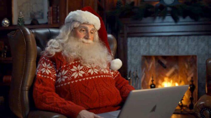 Steve Carell Babbo Natale