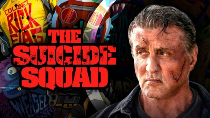 The Suicide Squad, Sylvester Stallone