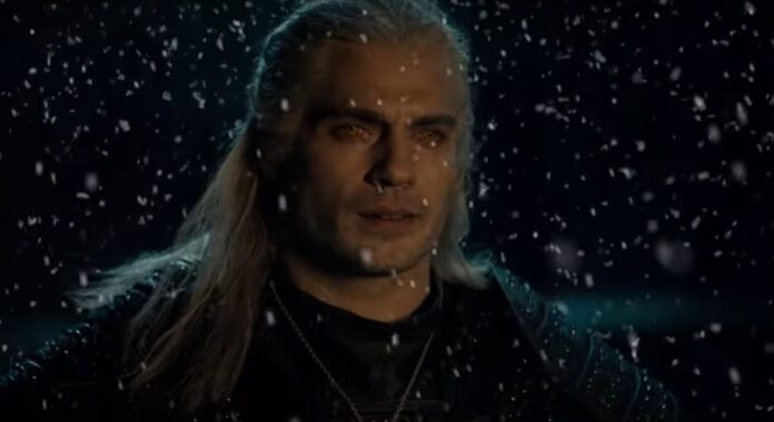 The Witcher video di Natale