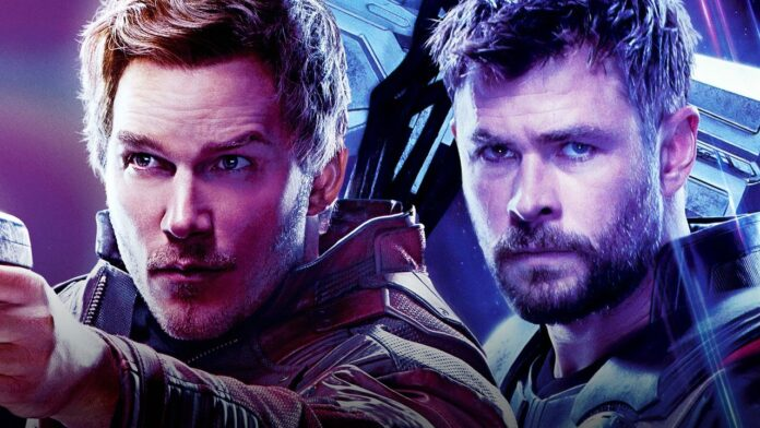 Thor: Love and Thunder, Star Lord, Chris Pratt